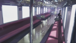 alone trains makoto shinkai 5 centimeters per second artwork vehicles empty 1920x1080 wallpaper_www.wallpapername.com_10