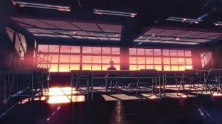 sunset-alone-school-classroom-makoto-shinkai-5-centimeters-per-second-anime-HD-Wallpapers