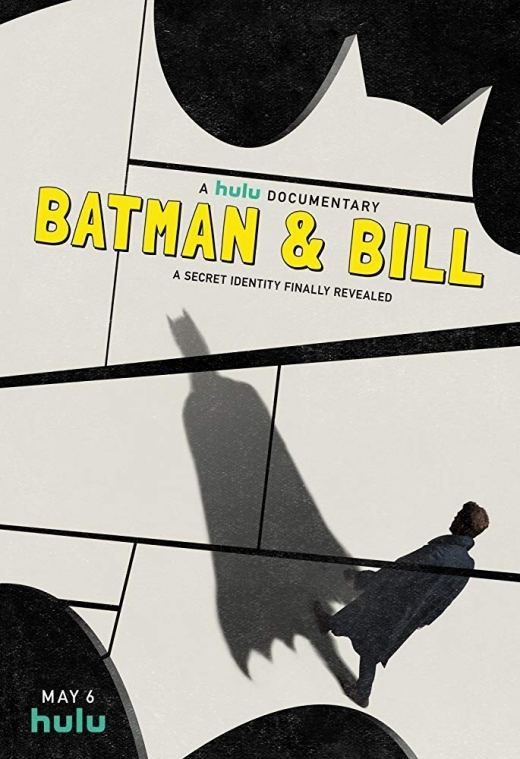 batman and bill poster