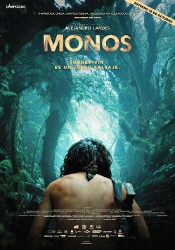 monos afiche
