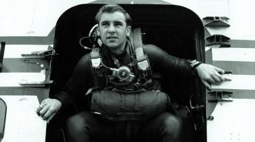 Airmen First Class William Pitsenbarger. U.S. Air Force archival photo.