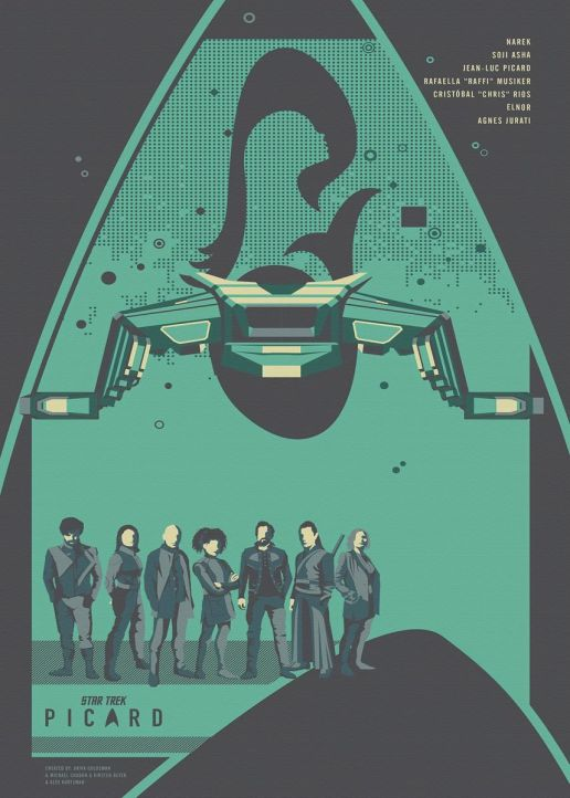Poster Print by SaulPerry Studio