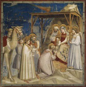 Giotto_di_Bondone_-_No._18_Scenes_from_the_Life_of_Christ_-_2._Adoration_of_the_Magi_-_WGA09195
