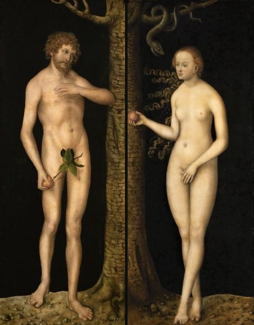 adam-and-eve-lucas-cranach