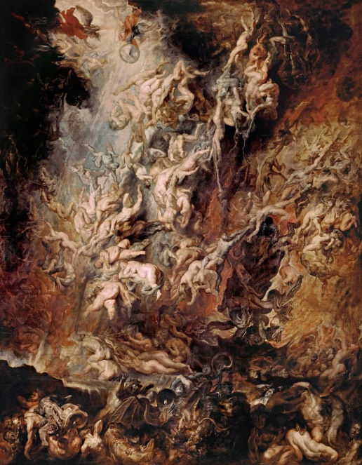 Peter_Paul_Rubens_The Fall of the Damned