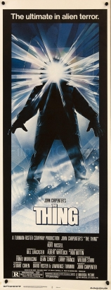 the-thing-vintage-movie-poster-original-insert-14x36