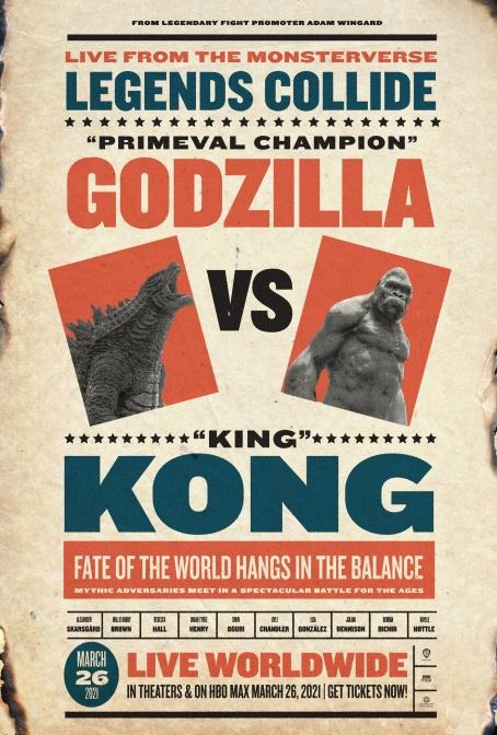 Godzill vs Kongai