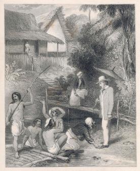 sir-james-brooke-rajah-of-sarawak-mary-evans-picture-library